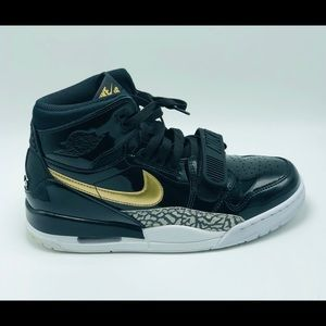 "Air Jordan Legacy 312 ""Black Gold"""